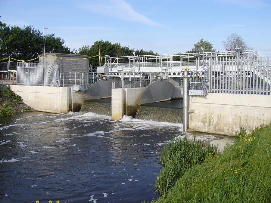 Greylake Tilting Weirs