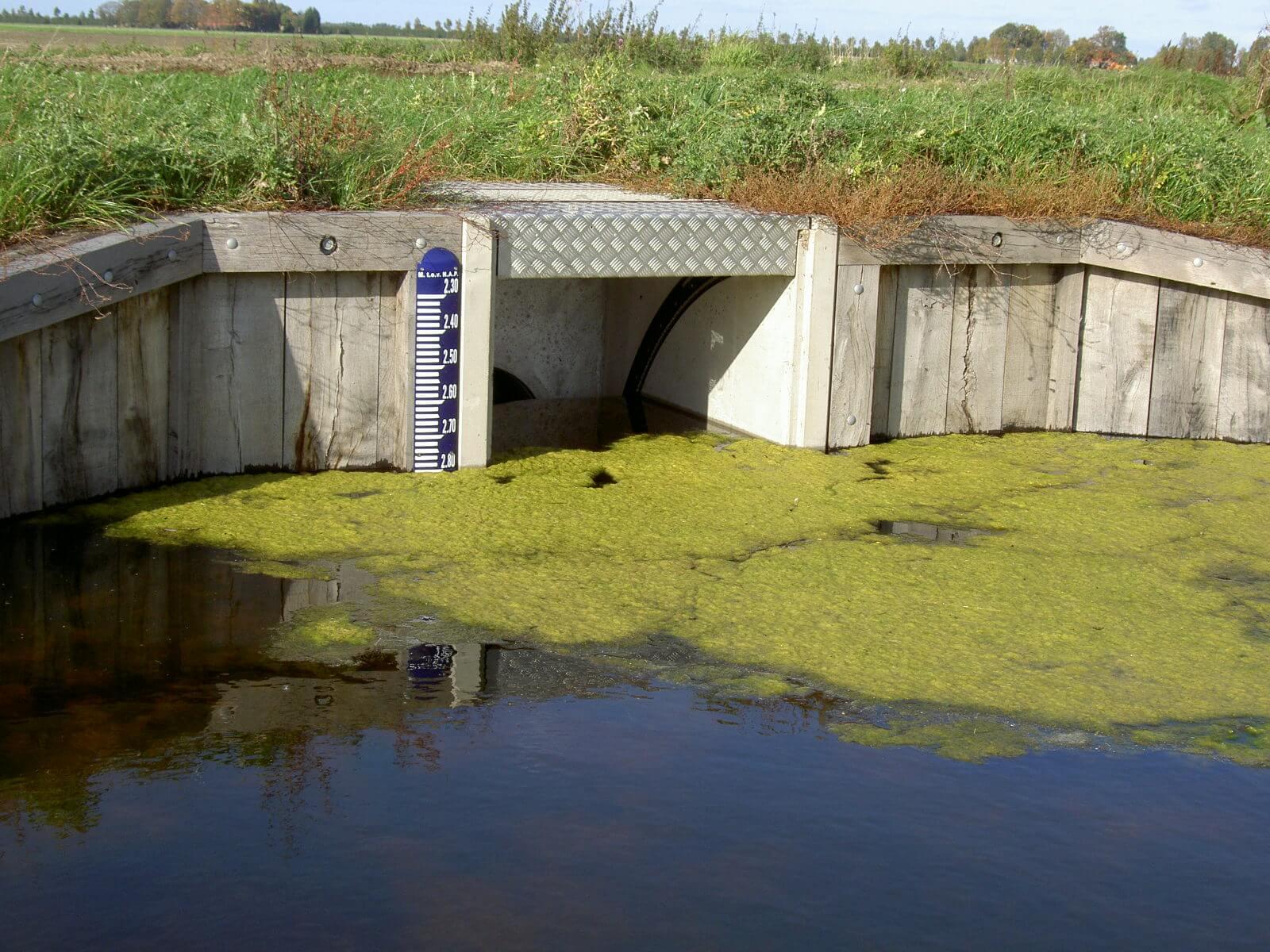 KSU Tilting Weir