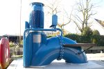 Fish Friendly Axial Pump