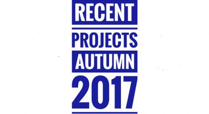 Autumn Projects
