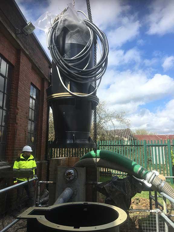 Appledore Pumps