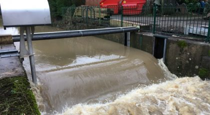 Stamford Tilting Weir