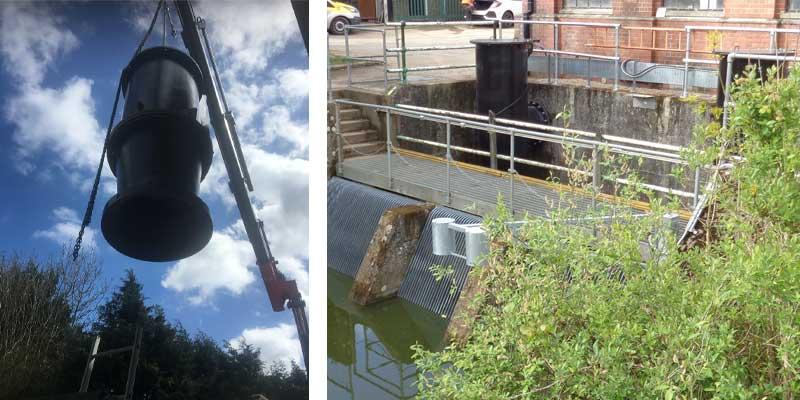 Appledore Pumping Station