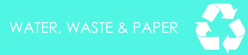 ACE Water Waste and Paper