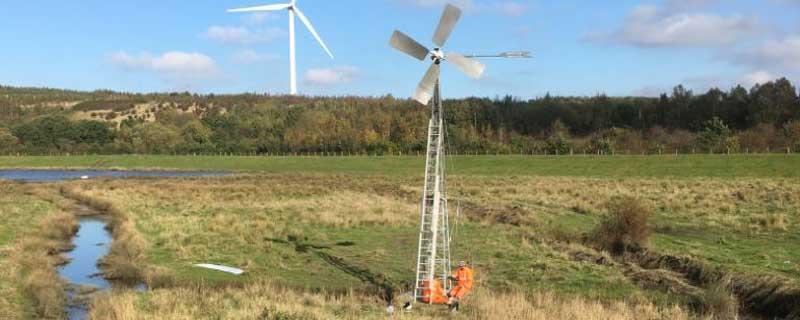 Windmill Pump