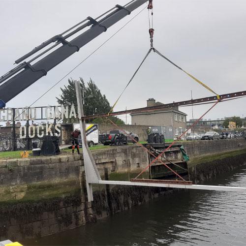 Camden Lock Stoplogs 2