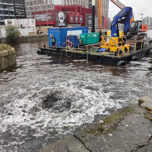 Camden Lock Stoplogs 7