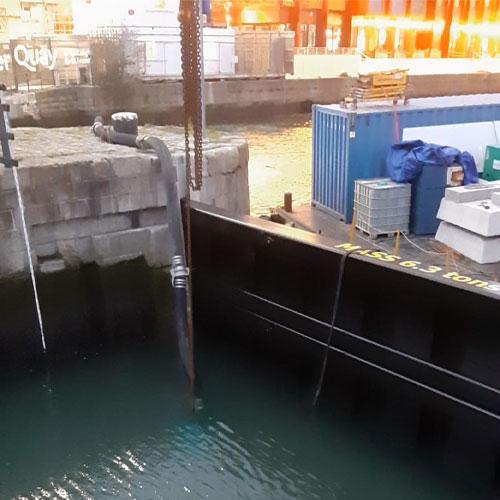 Camden Lock Stoplogs 8